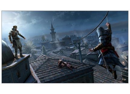 Неформатный постер Assassin's Creed / Кредо ассасина